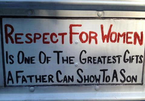 respect women crystal planet