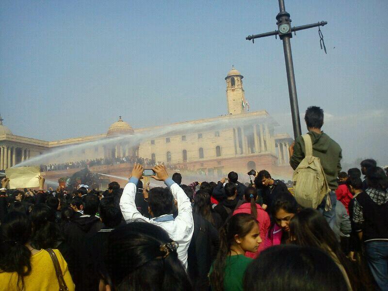 Delhi - 22 Dec 2012 - Protest