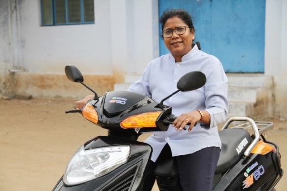 Hemalatha-Annamalai- Ampere Vehicles