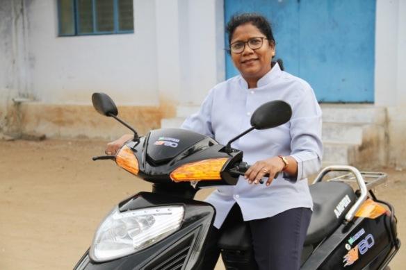 Hemalatha-Annamalai- Ampere Vehicles